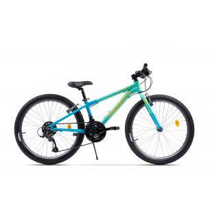 Bicicleta Pegas Drumet 24'' Turcoaz Bleu