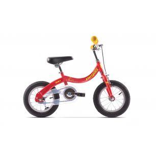 Bicicleta Pegas Soim EV Rosu Bomboana