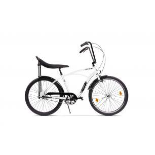 Bicicleta Pegas Strada 1 - Alb Perlat (AL)