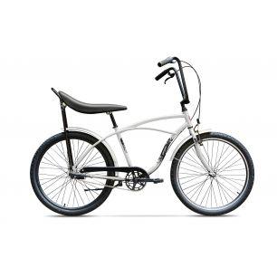 Resigilat Bicicleta Pegas Strada 1 - Alb Perlat (AL)