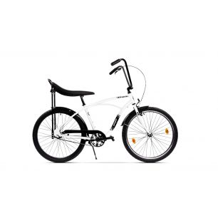 Bicicleta Pegas Strada 1 - Alb Perlat-1