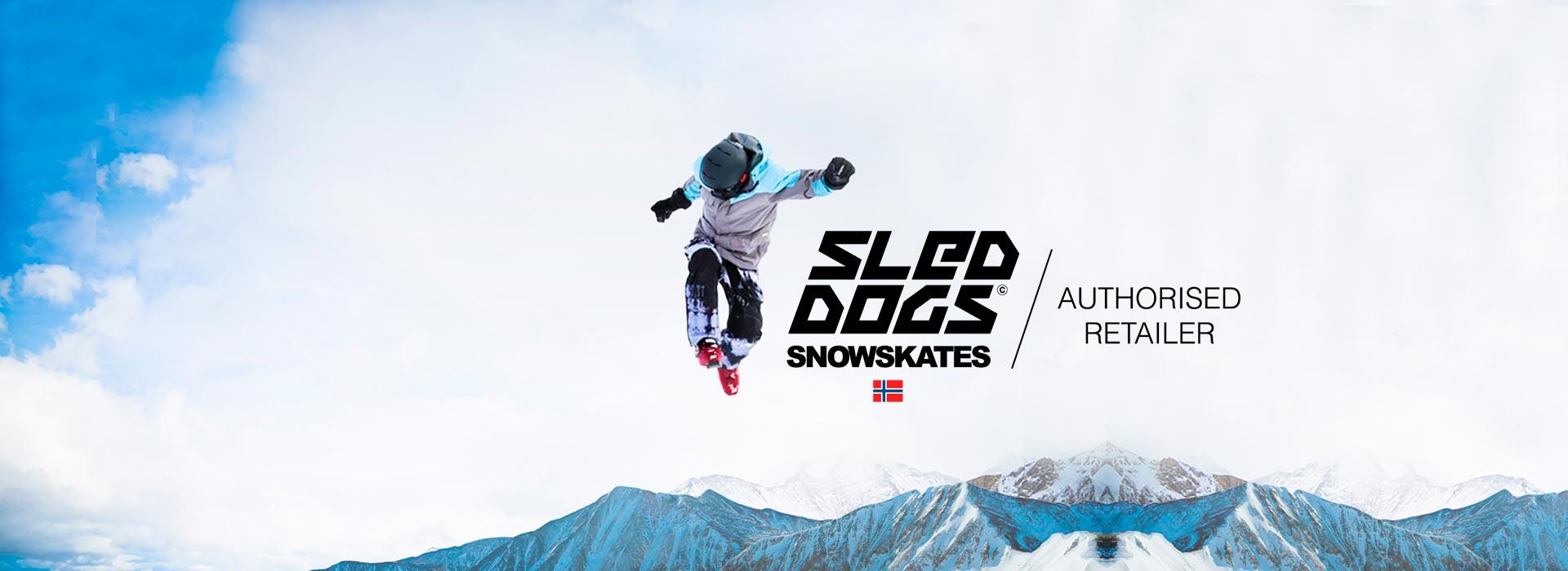 Sled Dogs Snowskates