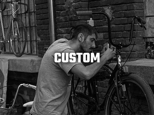 Biciclete Pegas Custom